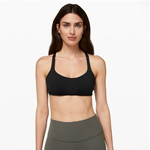 "lululemon athletica Intimates & Sleepwear - black ""free to be zen"" lululemon sports bra"